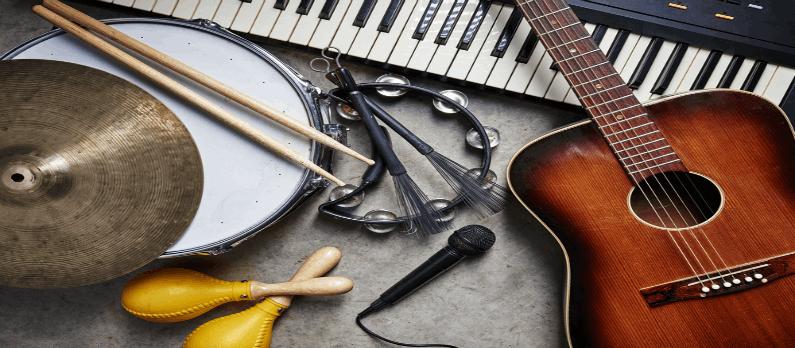 כתבות בנושא כלי נגינה - תמונת אווירה