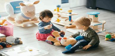 בחירת משחקים לתינוקות - לא משחק ילדים - תמונת המחשה