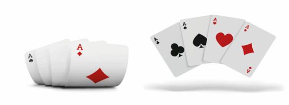 משחקי קלפים - עולם שלם של הנאה בחפיסה אחת - תמונת המחשה
