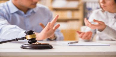 מילון מונחים בתחום הגירושין - סוגיות שבינו לבינה - תמונת המחשה