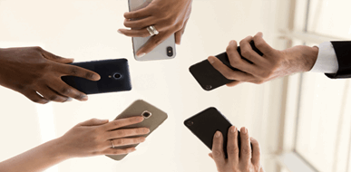 אייפון או גלקסי - מי מנצח בנוחות השימוש? - תמונת המחשה