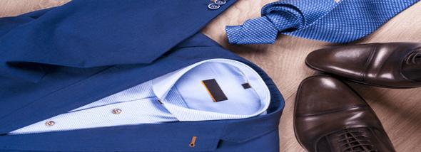 אופנת גברים - איך להתאים חליפה לגבר?  - תמונת המחשה