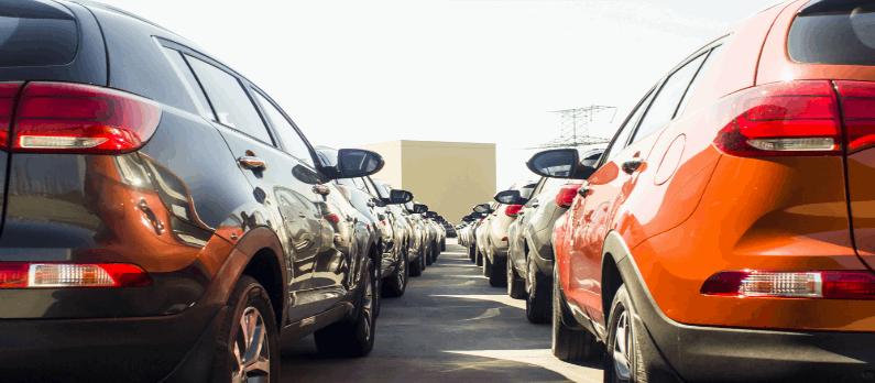 כתבות בנושא מכוניות משומשות - תמונת אווירה