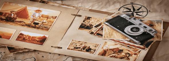 אלבומים דיגיטליים - האתרים המעניינים ביותר - תמונת המחשה