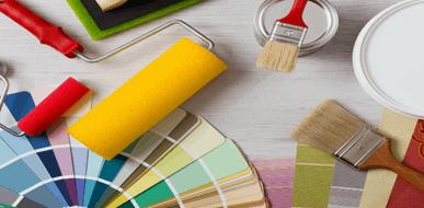 צביעת דירה - איך לצבוע את הקירות, בלי תקלות מיותרות    - תמונת המחשה