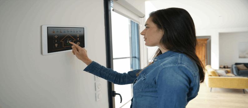 כתבות בנושא בית חכם - תמונת אווירה