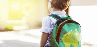 רישום לגני ילדים בהתאם לאזורי רישום - תמונת המחשה