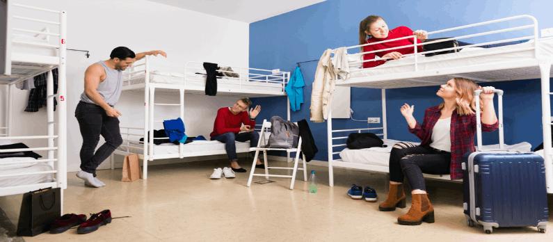 כתבות בנושא אכסניות ואכסניות נוער - תמונת אווירה