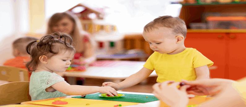 כתבות בנושא גני ילדים, משפחתון, מעונות - תמונת אווירה