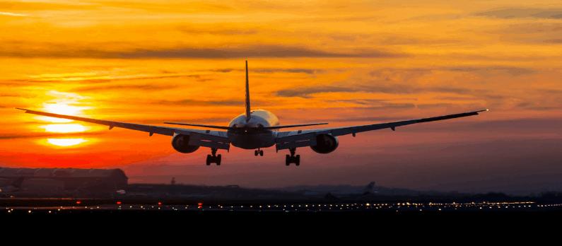 כתבות בנושא חברות תעופה - תמונת אווירה