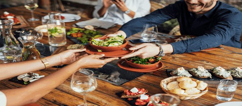 כתבות בנושא מסעדות צמחוניות וטבעוניות - תמונת אווירה