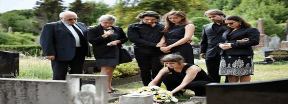 אפשרויות קבורה - על קבורה דתית וקבורה אזרחית - תמונת המחשה