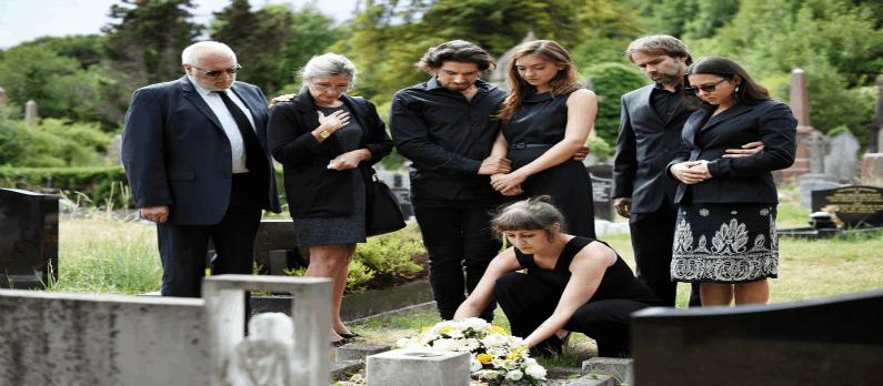 כתבות בנושא בתי עלמין ושירותי קבורה - תמונת אווירה