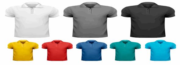 סוגי חולצות -  דרייפיט, לייקרה או חולצות טי פשוטות - תמונת המחשה