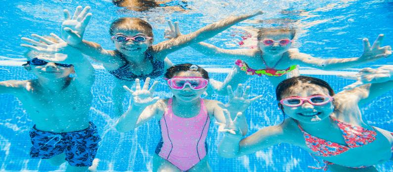כתבות בנושא לימוד שחייה - תמונת אווירה