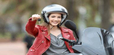 השכרת אופנועים וקטנועים - יש גם בישראל - תמונת המחשה