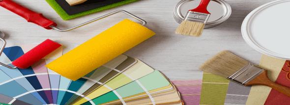 קבלני צבע - צביעת קירות בלי דאגות מיותרות - תמונת המחשה