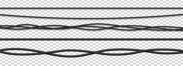 החוט המקשר - על סוגי כבלים ומתאמים - תמונת המחשה