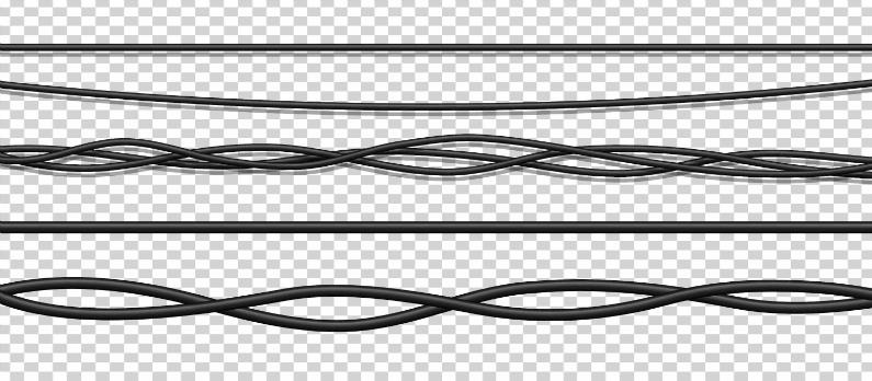 כתבות בנושא כבלים וחוטים חשמליים - תמונת אווירה