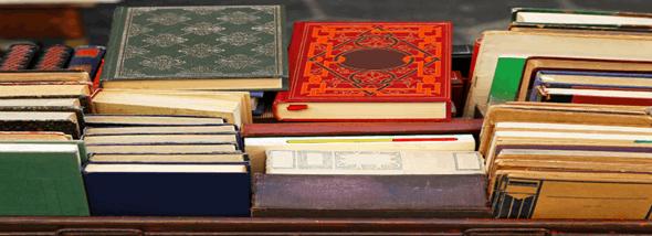 חנויות ספרים משומשים - סיפורים יד ראשונה בספרים יד שנייה - תמונת המחשה