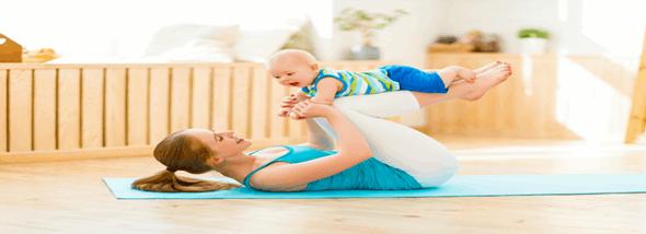 חוגים לתינוקות - מג'ימבורי ועד בייבי יוגה - תמונת המחשה