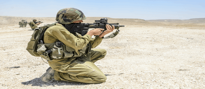 כתבות בנושא נשק ותחמושת - תמונת אווירה