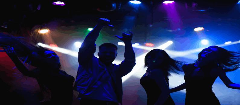 כתבות בנושא מועדוני לילה - תמונת אווירה