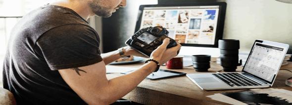 ציוד צילום - הקליק הכי חשוב בין הציוד ובין הצלם - תמונת המחשה