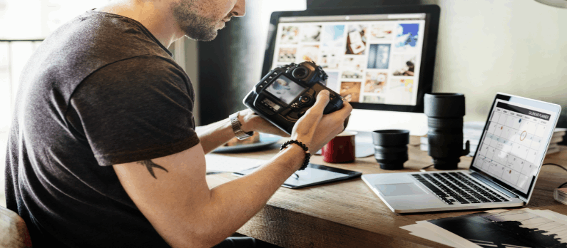 כתבות בנושא אביזרי צילום, ציוד צילום - תמונת אווירה