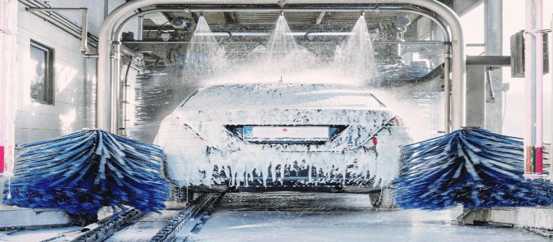 כתבות בנושא שטיפת מכוניות - תמונת אווירה