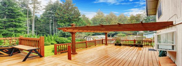 פתרונות הצללה לבית - לגינה או למרפסת, יופי של תוספת - תמונת המחשה