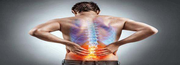 מדריך לכאבי גב ודרכי טיפול - מגב תפוס ועד פריצת דיסק - תמונת המחשה