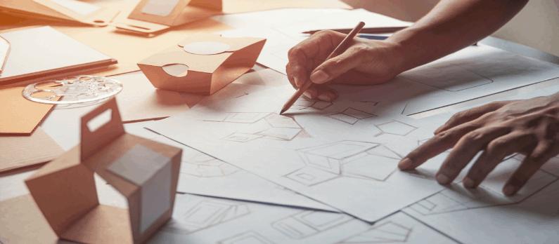 כתבות בנושא תכנון ועיצוב אריזות - תמונת אווירה