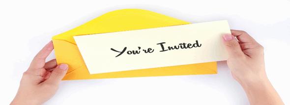 הזמנות לחתונה - מה צריך לדעת על הזמנות לאירועים? - תמונת המחשה