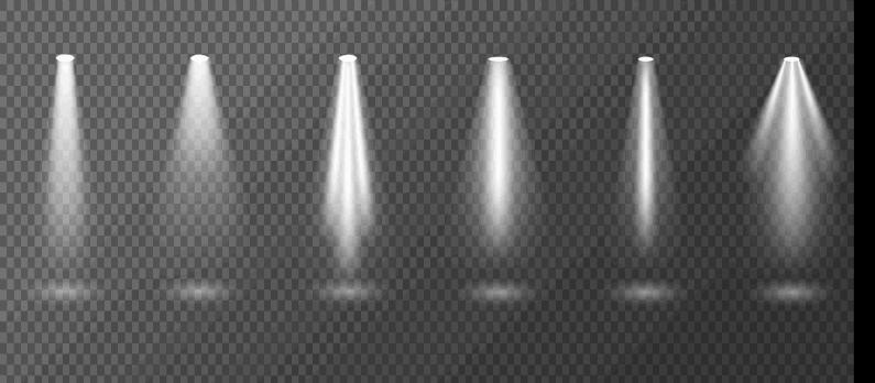 כתבות בנושא גופי תאורה וציוד תאורה - תמונת אווירה