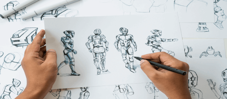 כתבות בנושא אנימציה - תמונת אווירה