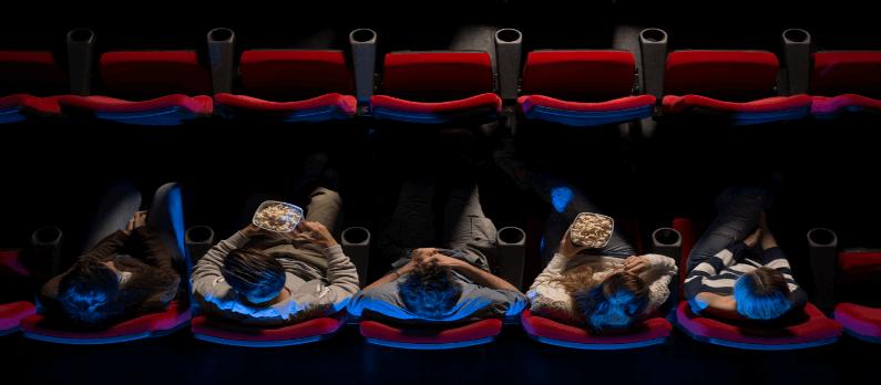 כתבות בנושא בתי קולנוע - תמונת אווירה