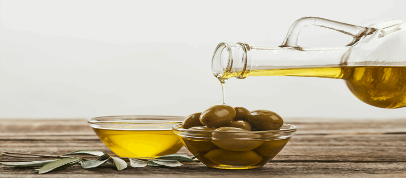 כתבות בנושא ייצור שמן מאכל - תמונת אווירה