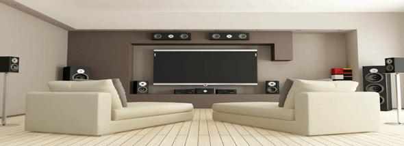 מערכת קולנוע ביתית - סיבה נוספת להישאר בבית - תמונת המחשה