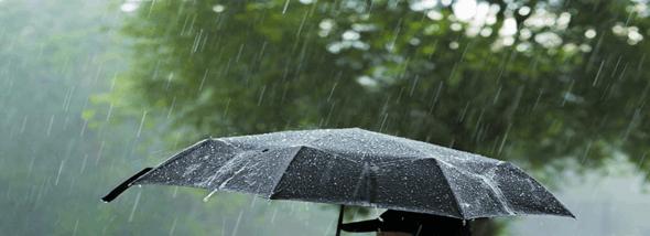 חמש עובדות שלא ידעתם על טיפות גשם - תמונת המחשה