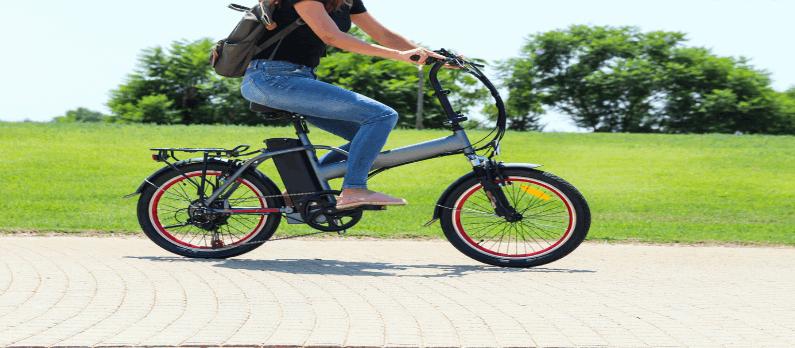 כתבות בנושא אופניים חשמליים - תמונת אווירה