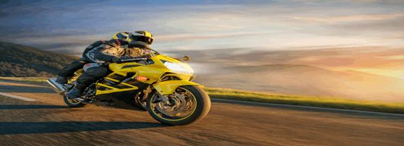 נולד לרכוב: כשהקולנוע העריץ את האופנוע - תמונת המחשה