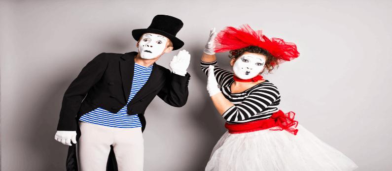 כתבות בנושא תחפושות ותלבושות - תמונת אווירה