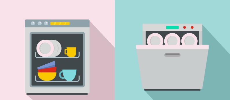 מדיחי כלים: במקום שאתם תצאו מהכלים