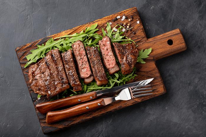 מידות עשייה של בשר: תמונה להמחשה