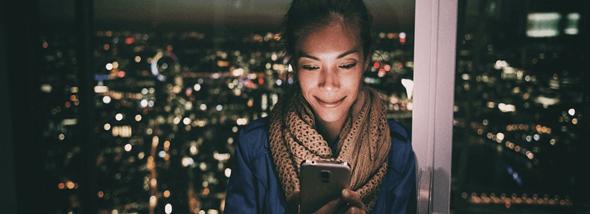 התמכרויות במאה ה-21: כך תדעו שאתם מכורים למסך - תמונת המחשה