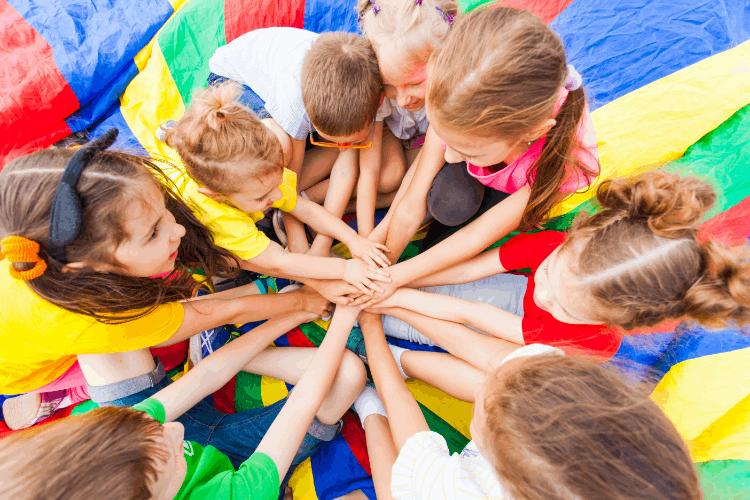 קייטנות קיץ לילדים. צילום: shutterstock