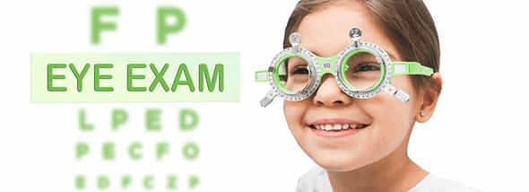 חוזרים ללימודים? אל תשכחו לעשות בדיקת ראייה לילדים - תמונת המחשה