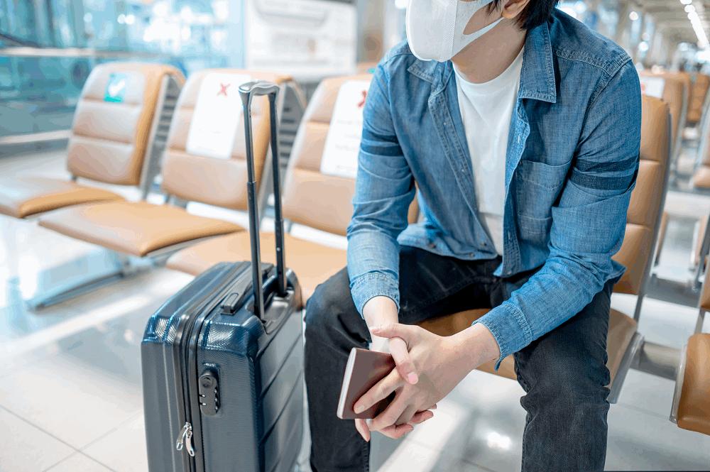 ביטוח נסיעות בימי קורונה: תמונה שאטרסטוק