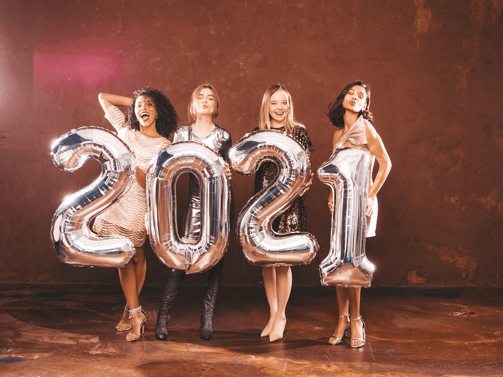 New Year's Eve: תמונה שאטרסטוק